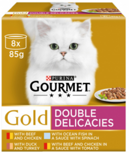 We are getting through 200 pouches per month for our poorly cats